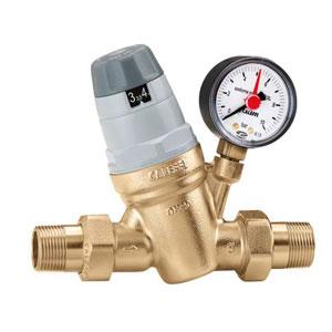 reguladora de pressão de águas