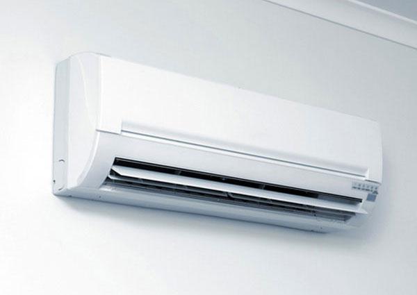 Climatização por ar condicionado
