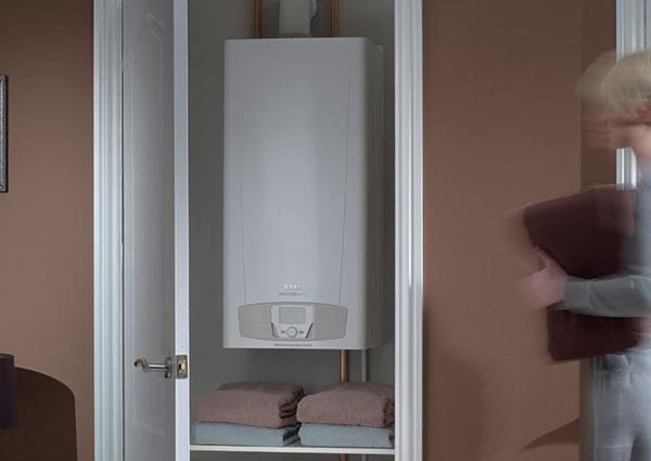 Caldeira de condensação