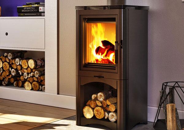 Biomassa de aquecimento