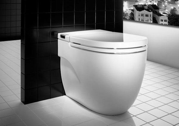 Sanitas para salas de banho