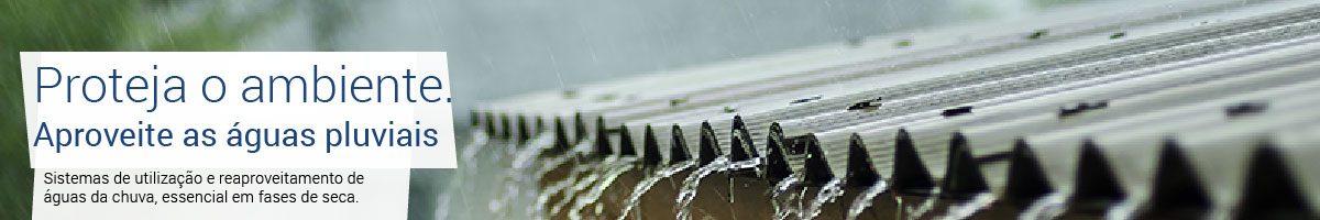 Aproveitamento águas pluviais